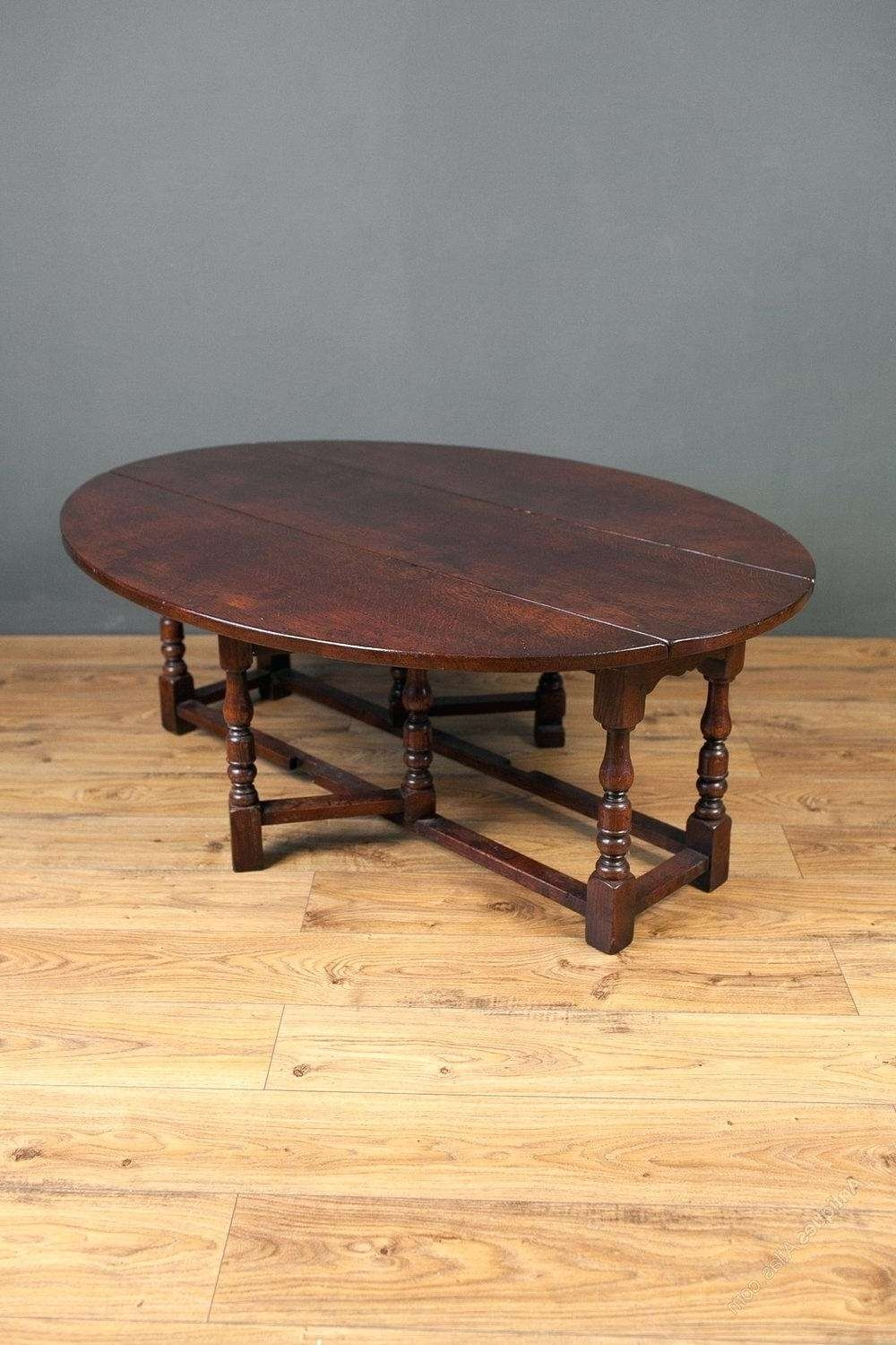 Featured Photo of Jacobean Coffee Tables