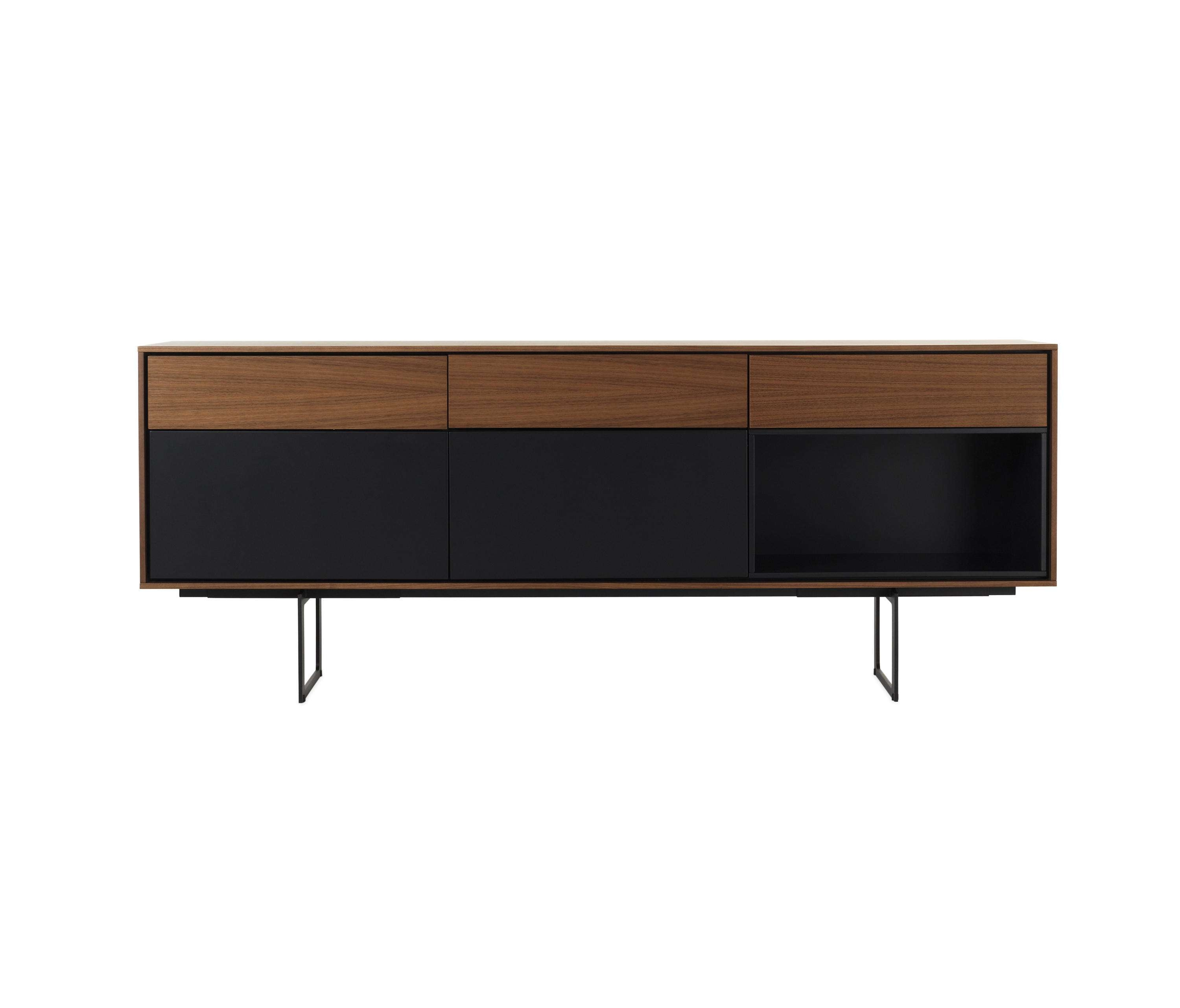 Aura Credenza – Sideboards From Design Within Reach | Architonic With Regard To Media Sideboards (View 17 of 20)