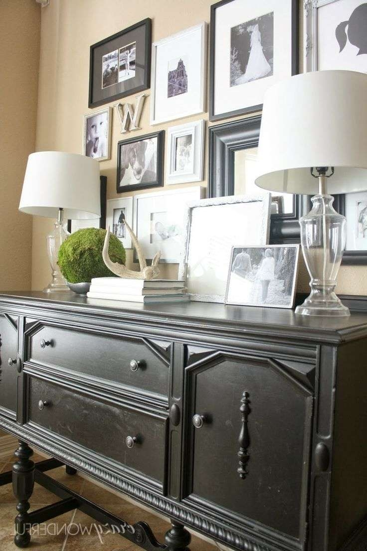 Awesome Dining Room Buffet Decorating Ideas Photos – Liltigertoo Inside Small Dining Room Sideboards (View 5 of 20)