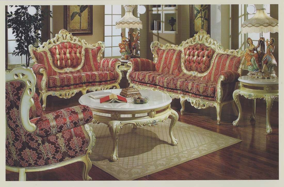 Baroque Coffee Table (View 17 of 20)