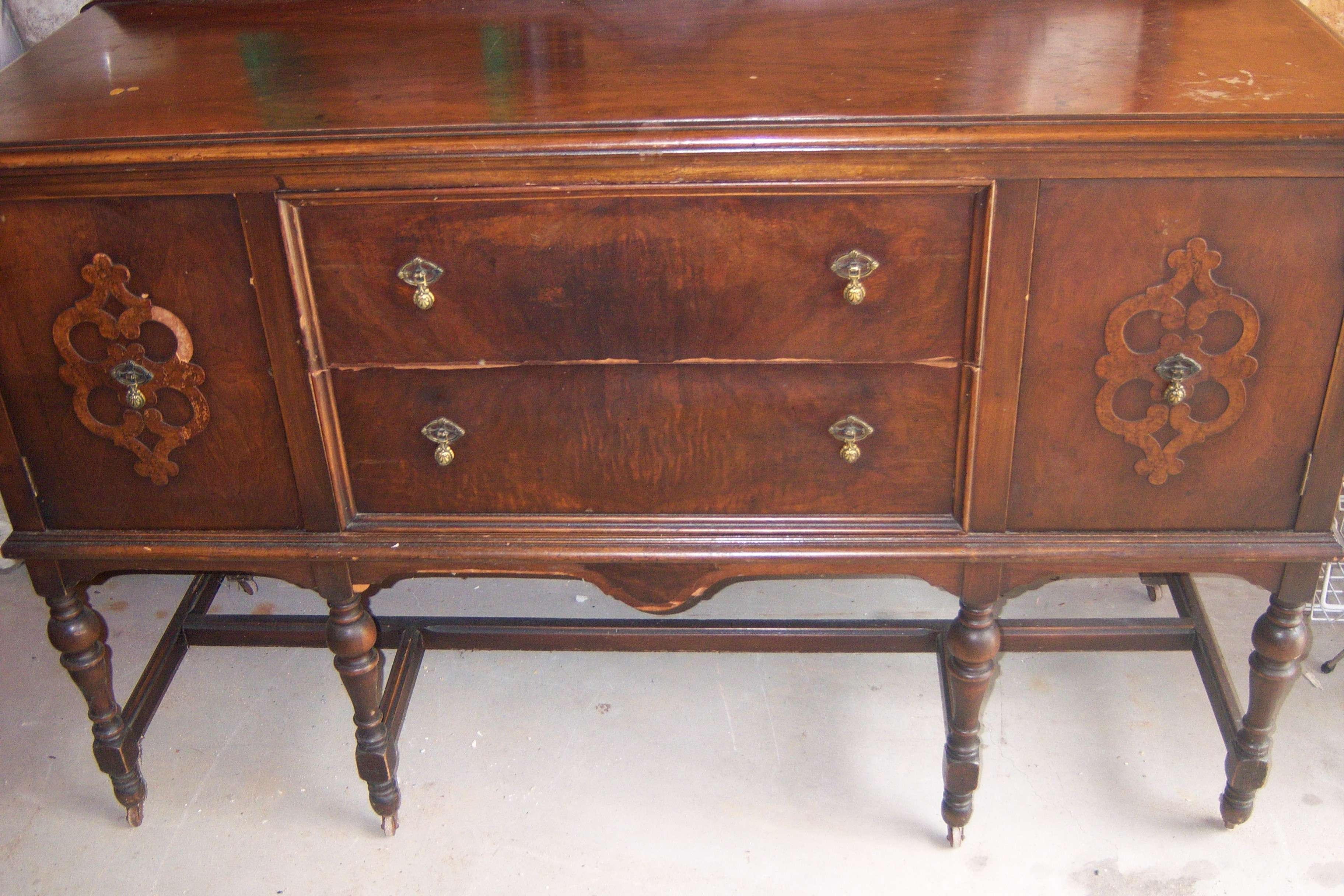 Featured Photo of Antique Sideboards Buffets