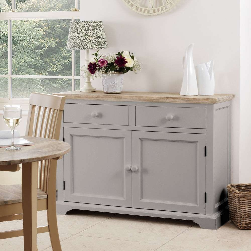 Beautifully Painted Rooms, Grey Shabby Chic Sideboard Vintage Regarding Shabby Chic Sideboards (View 2 of 20)