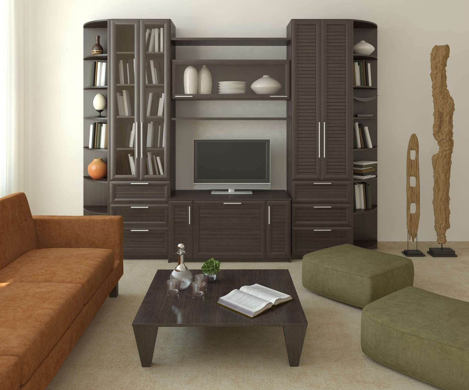 2019 latest full wall tv cabinets - Corner tables for living room online india ...