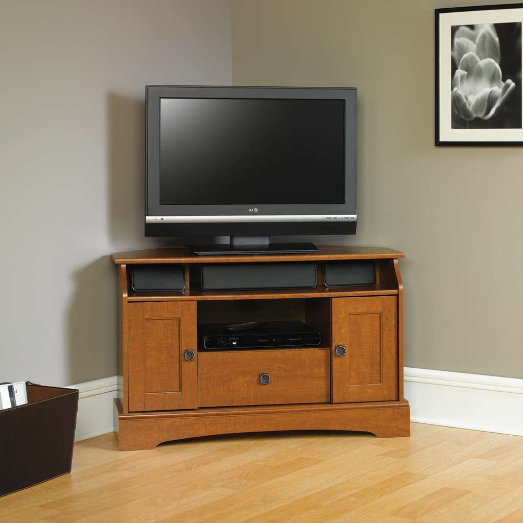 2018 Popular Corner Tv Cabinets For Flat Screens With Doors