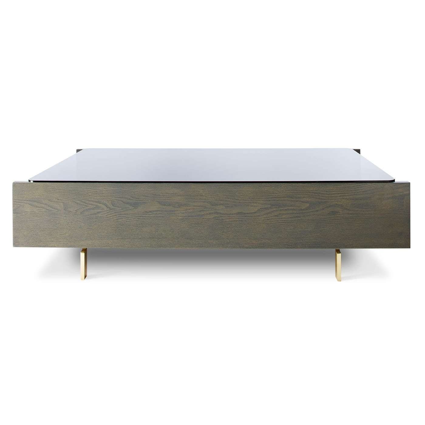 Belham Living Carter Mid Century Modern Coffee Table Tables At Pertaining To Widely Used Large Contemporary Coffee Tables (View 2 of 20)