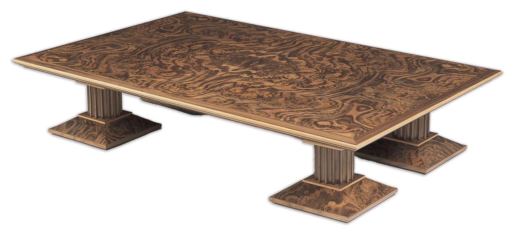 Bespoke Coffee Table In Walnut (View 2 of 20)