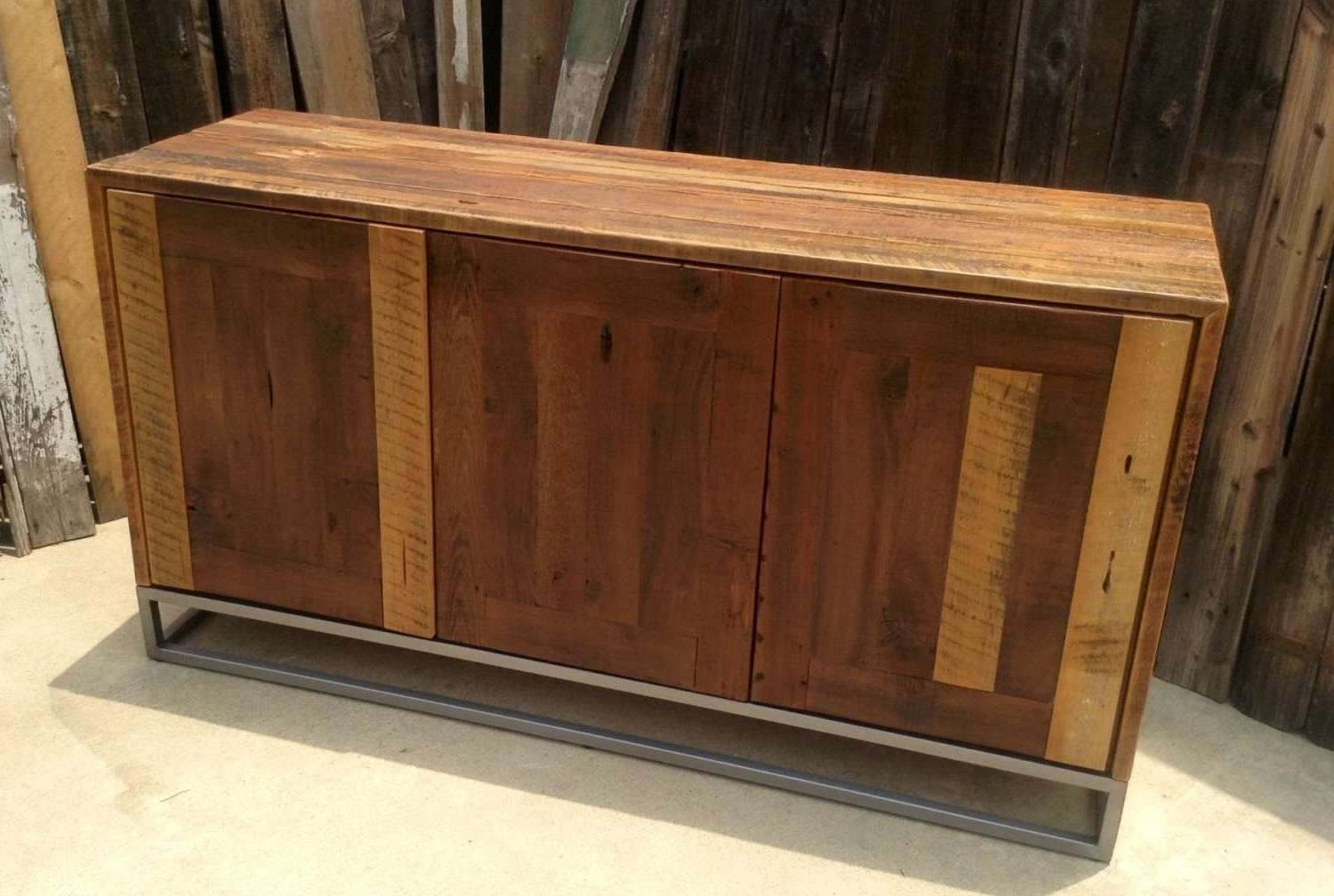Best 20+ Of Reclaimed Wood Sideboards Inside Reclaimed Sideboards (View 2 of 20)