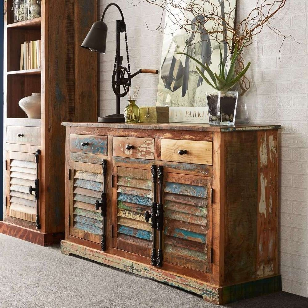 Best 20+ Of Reclaimed Wood Sideboards Intended For Reclaimed Sideboards (View 3 of 20)