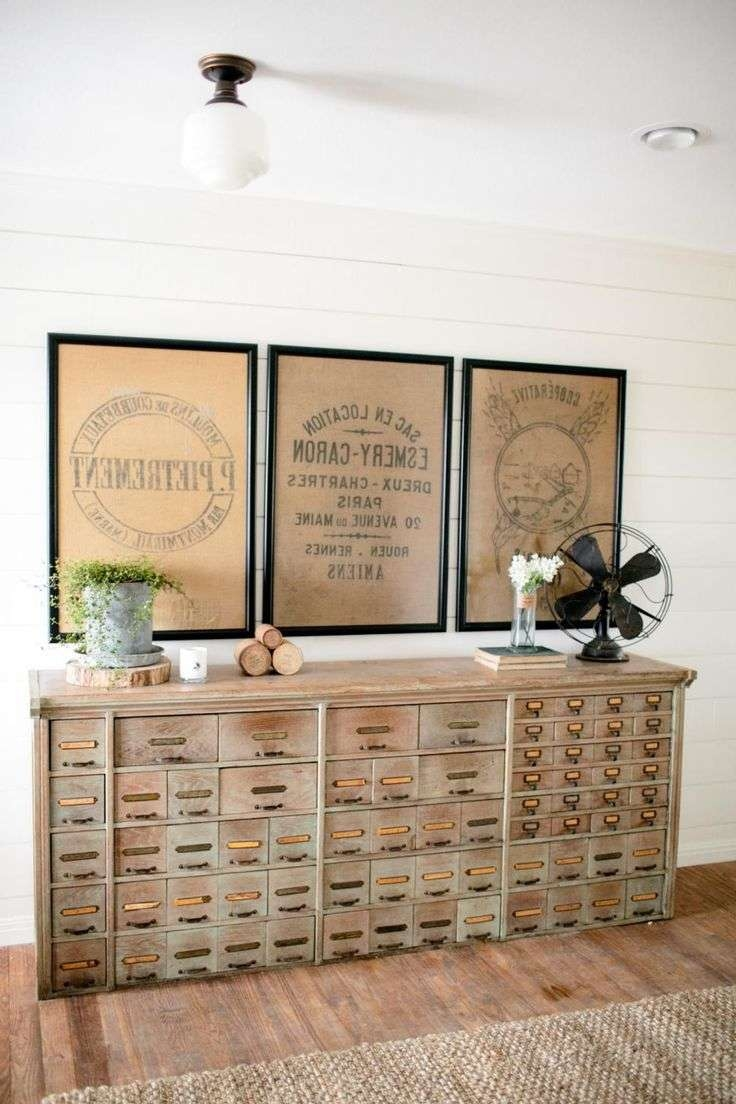 Best 25+ Antique Sideboard Ideas On Pinterest | Brown Hallway Intended For Sideboards Decors (View 2 of 20)