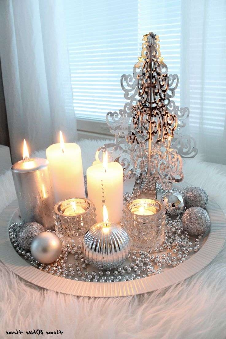 Best 25+ Christmas Table Decorations Ideas On Pinterest (View 3 of 20)