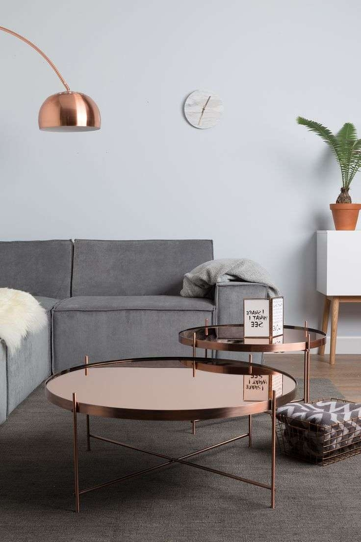 Best 25+ Copper Coffee Table Ideas On Pinterest (View 2 of 20)