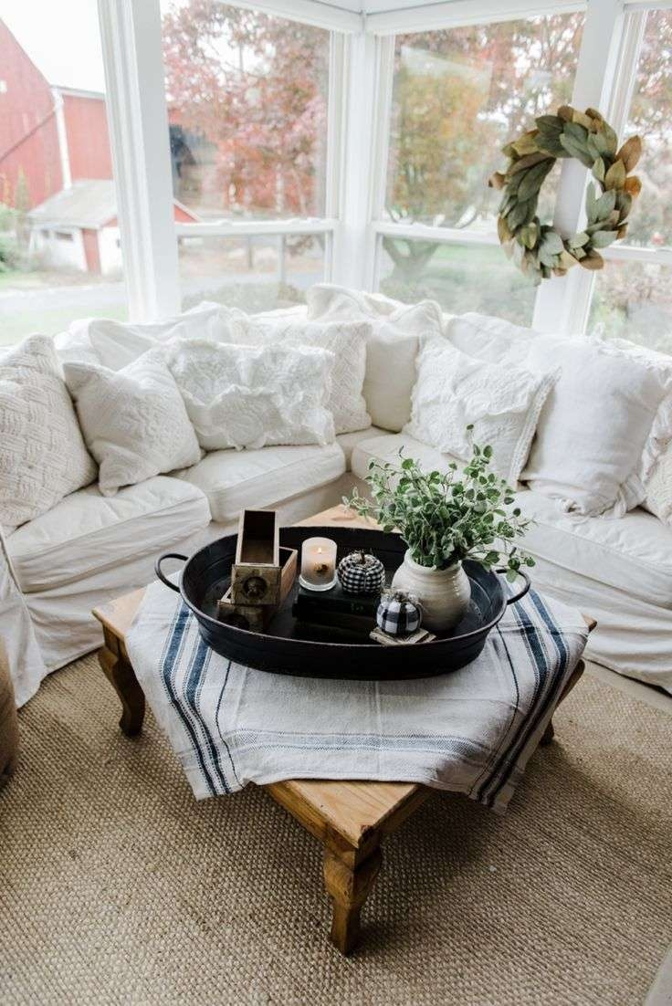 Best 25+ Farmhouse Style Coffee Table Ideas On Pinterest (View 2 of 20)