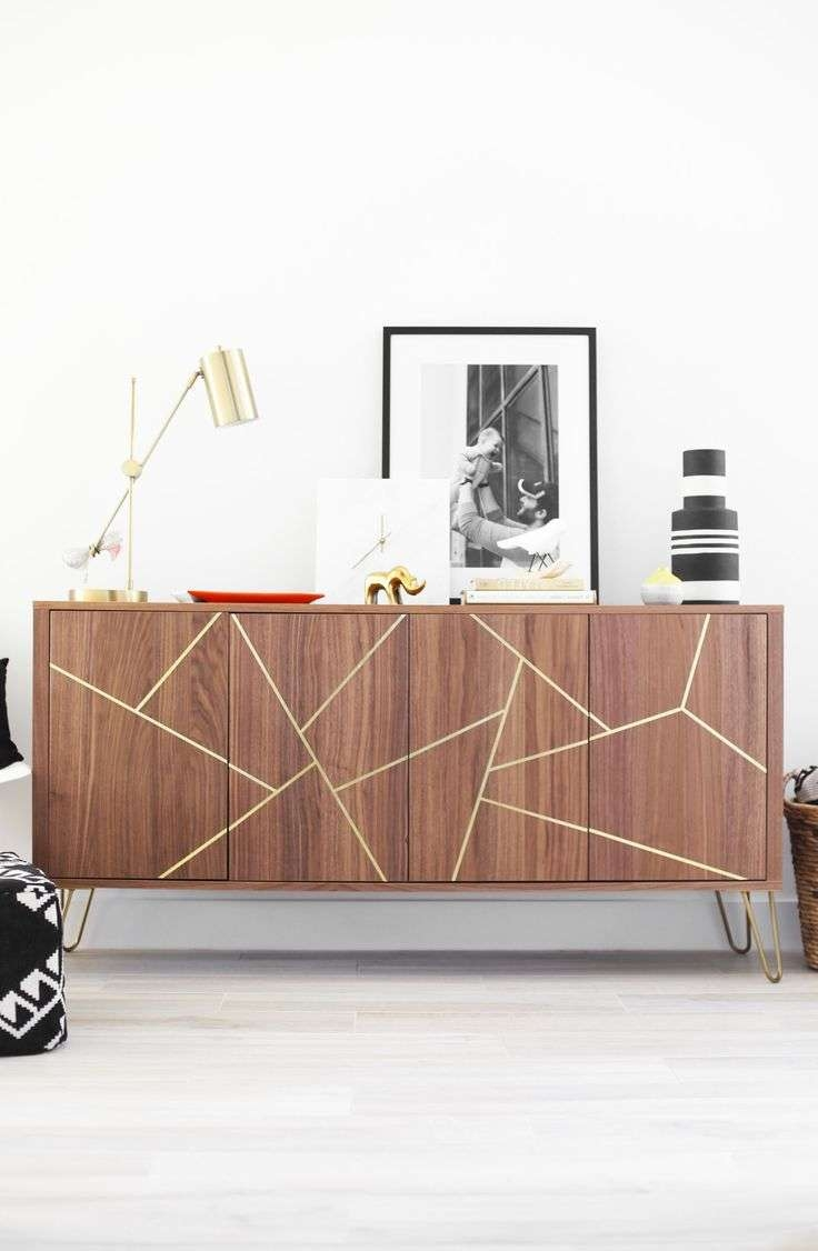 Best 25+ Ikea Stockholm Sideboard Ideas On Pinterest | Stockholm Throughout Ikea Stockholm Sideboards (View 2 of 20)