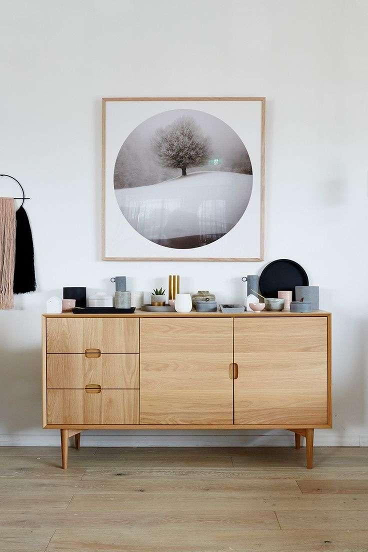 Best 25+ Oak Sideboard Ideas On Pinterest | Sideboard, Modern For Painted Sideboards (View 1 of 20)