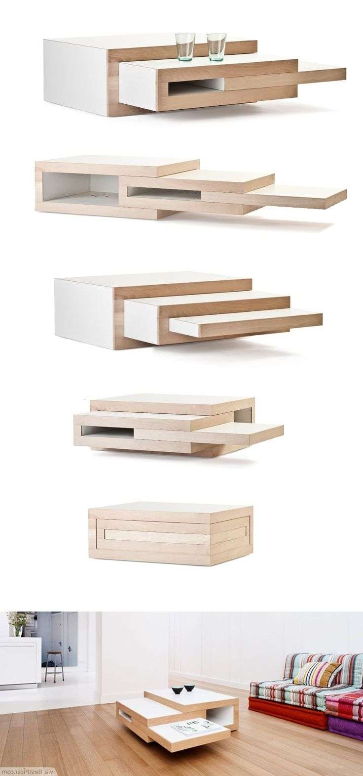 Best 25+ Unusual Coffee Tables Ideas On Pinterest (View 20 of 20)