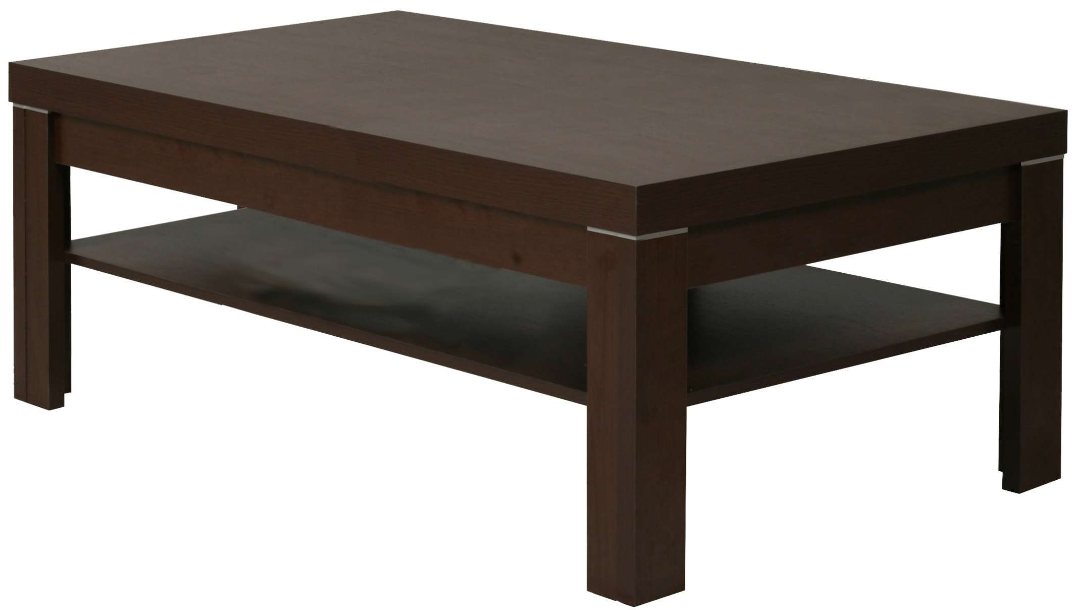 Best And Newest Dark Wood Coffee Tables Throughout Coffee Tables : Side Coffee Table Square Dark Wood With Drawers (View 5 of 20)
