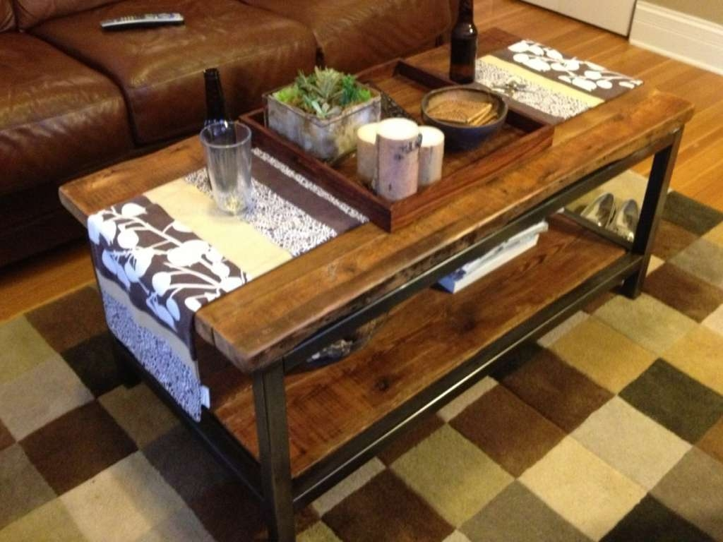 Best And Newest Elegant Rustic Coffee Tables Within Furniture: Cool Tables Lovely Coffee Table Cool Coffee Tables (View 13 of 20)