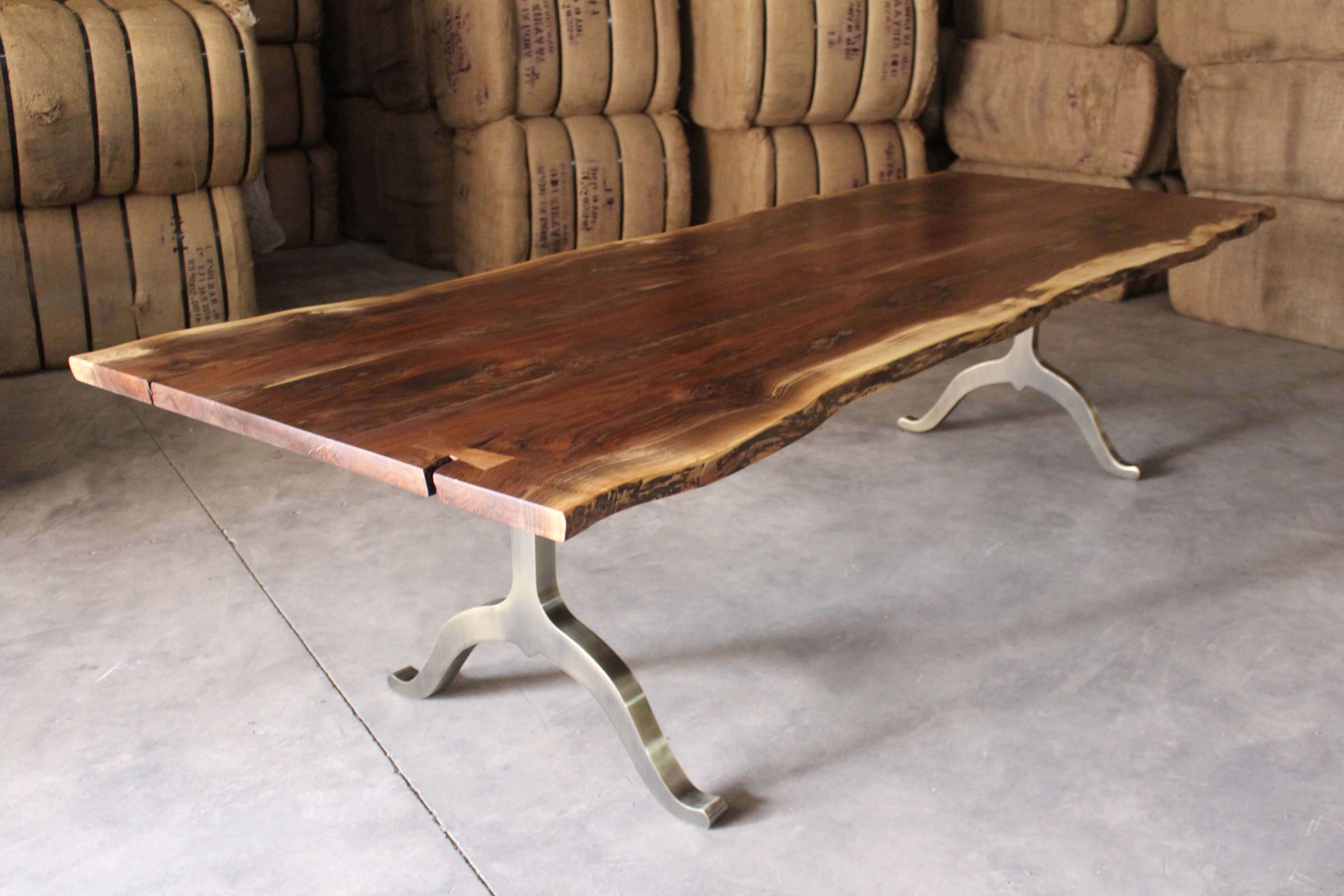 Best And Newest Live Edge Coffee Tables Intended For Coffee Tables : Sale Log Slab Coffee Table Live Edge Round Walnut (View 15 of 20)
