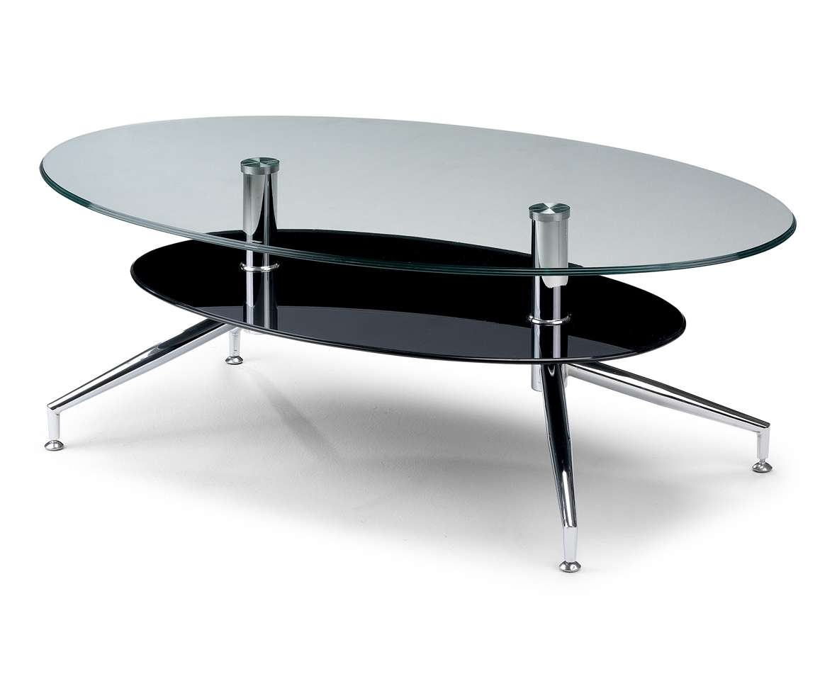 Best And Newest Oval Shaped Coffee Tables For Minimalist Living Room Design With Stylish Coffee Tables Walmart (View 9 of 20)