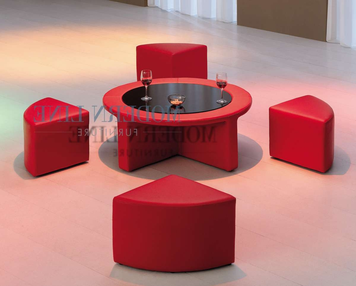 Best And Newest Red Round Coffee Tables Pertaining To Modern Line Furniture – Commercial Furniture – Custom Made (View 3 of 16)