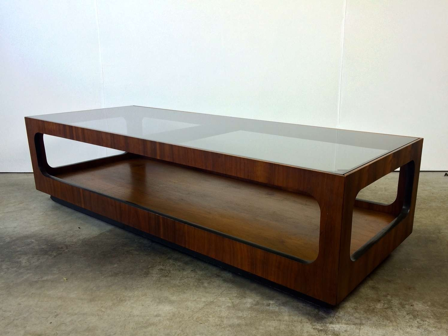 Best And Newest Retro Smoked Glass Coffee Tables With Regard To Sparklebarn (View 4 of 20)