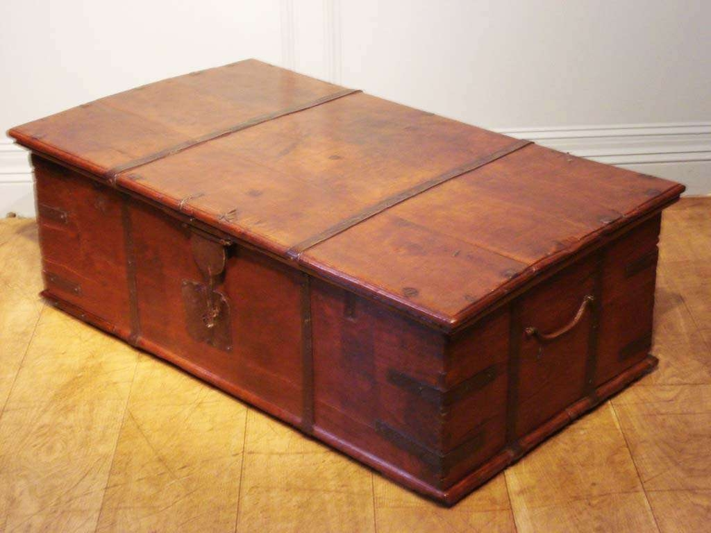 Best And Newest Storage Trunk Coffee Tables With Heiß Coffee Table With Storage Ottomans Round Pedestal Decorative (View 1 of 20)