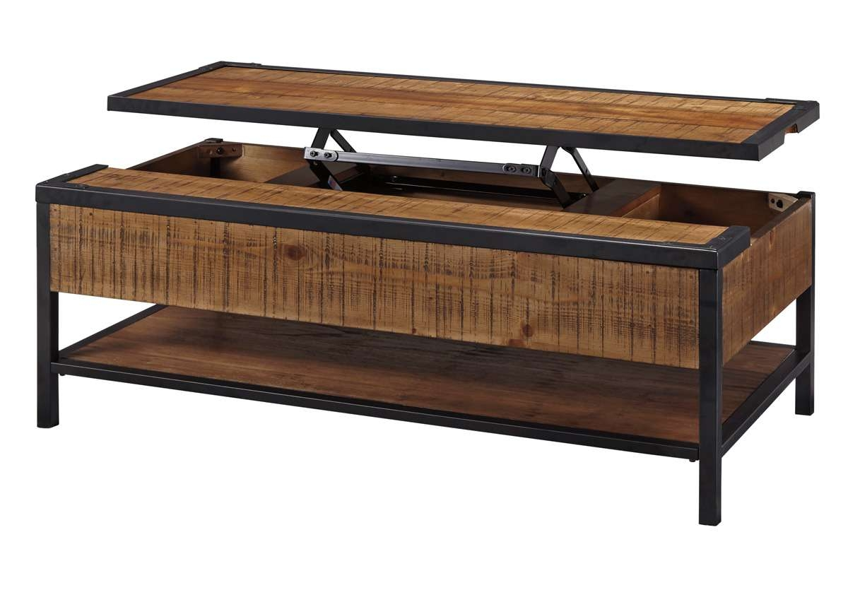 Best And Newest Top Lift Coffee Tables Inside Coffee Table With Lift Up Top – The Stylish And Modern Lift Top (View 18 of 20)