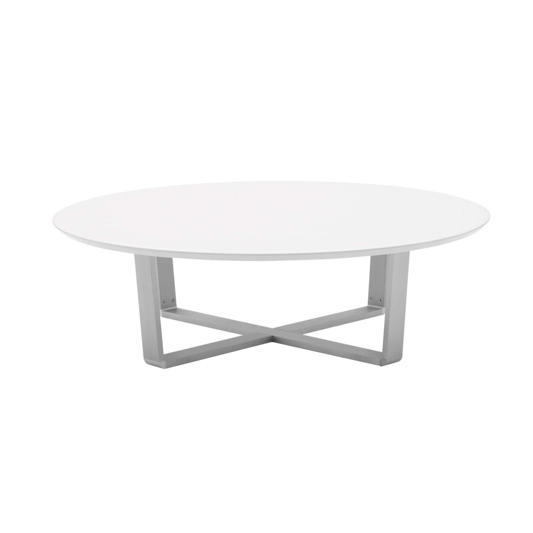 Featured Photo of White Circle Coffee Tables
