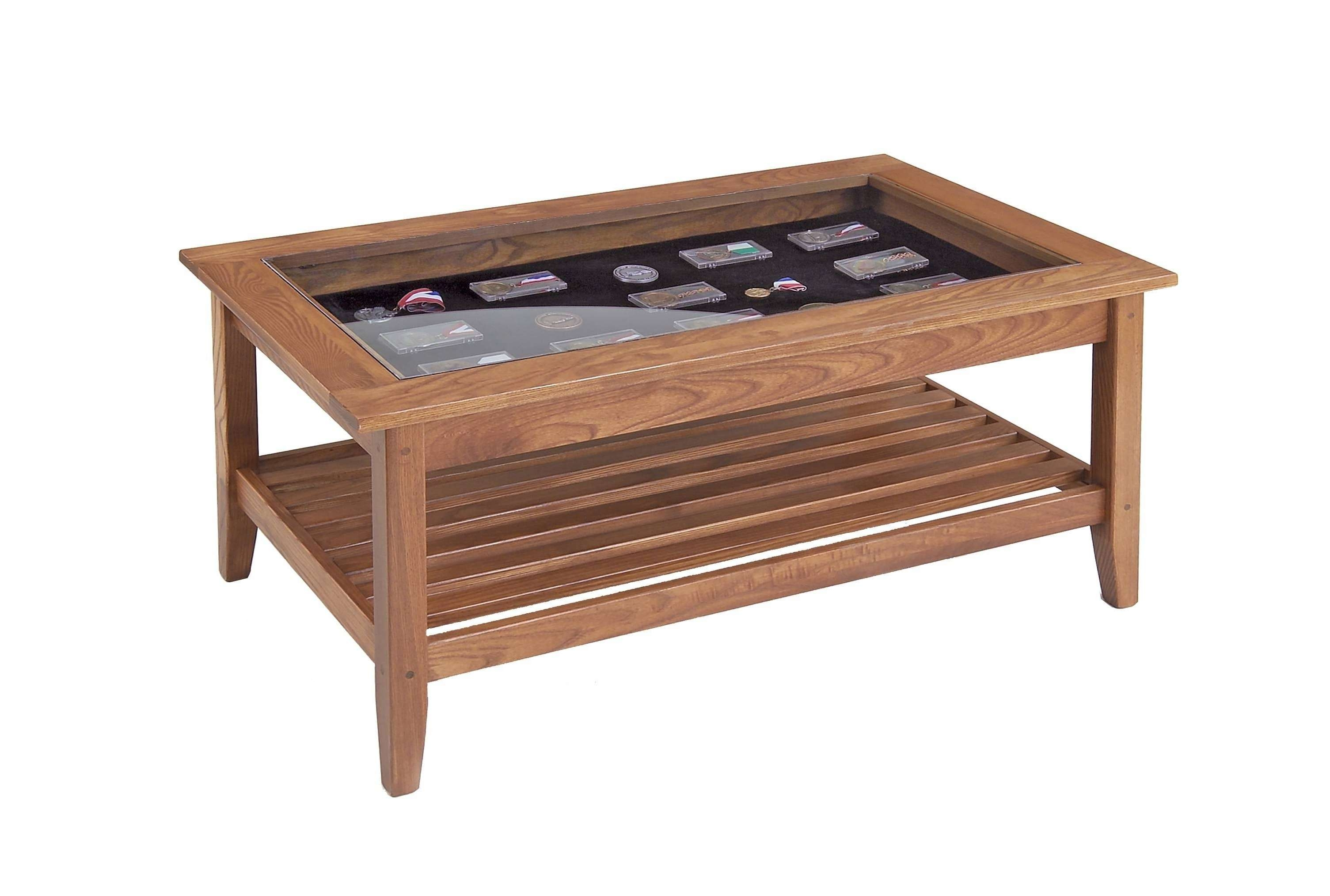 Best Coffee Table Glass Top Display Drawer Within 30 Best Ideas Of For Most Up To Date Coffee Tables With Glass Top Display Drawer (View 1 of 20)