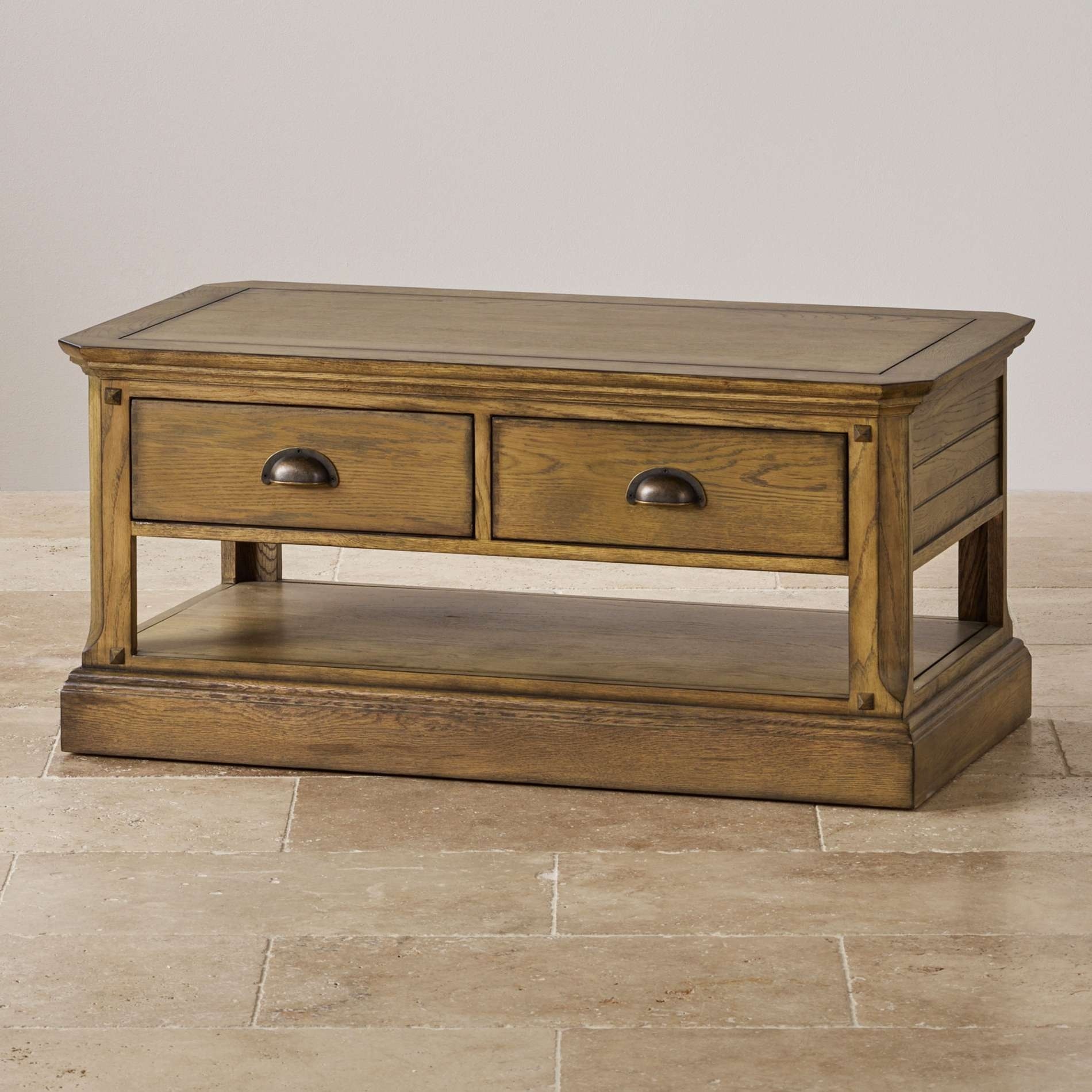 Best Home Magazine Within Favorite Large Low Oak Coffee Tables (View 15 of 20)