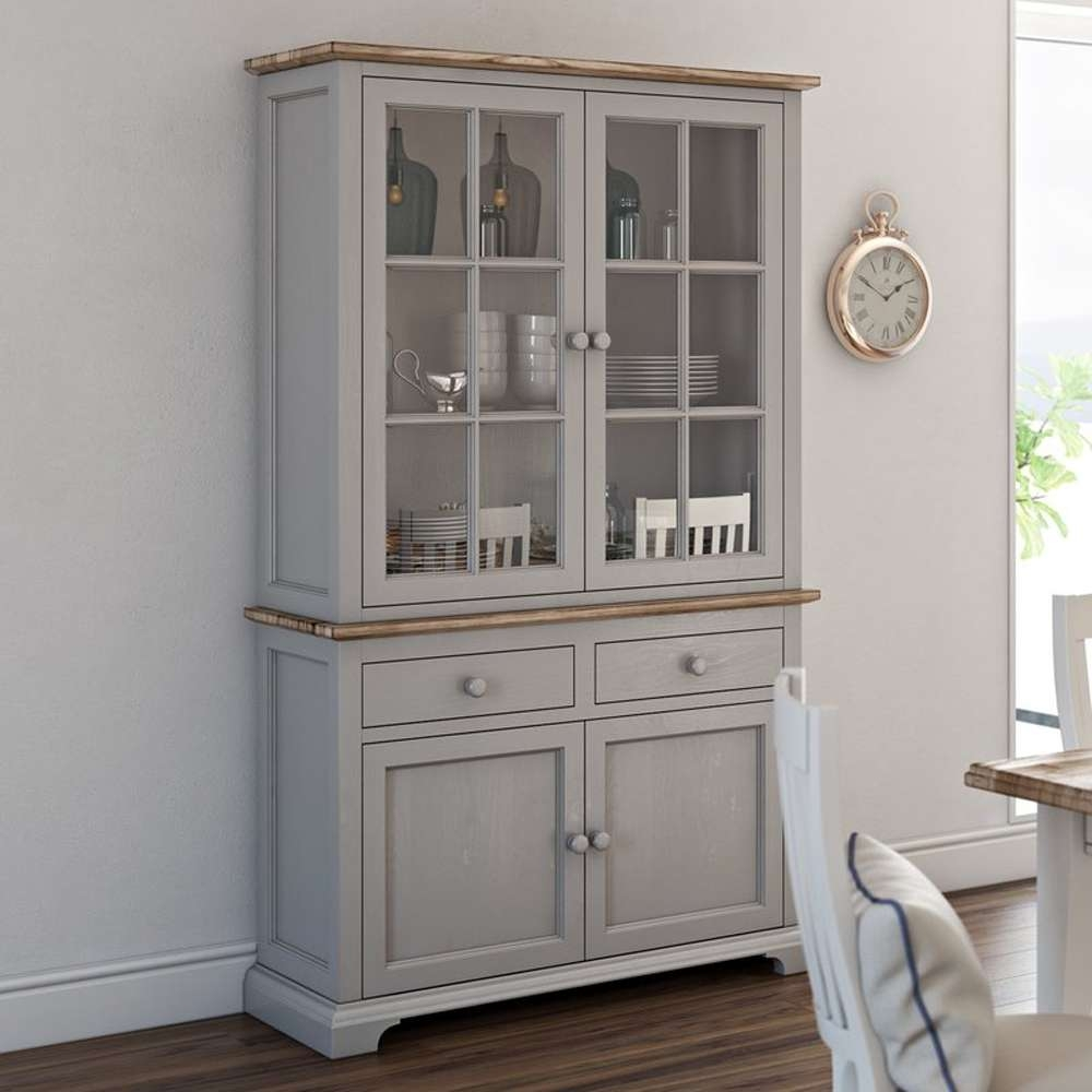 Best Kitchen Dressers For Displaying And Storing Your Tableware With Kitchen Dressers And Sideboards (View 3 of 20)
