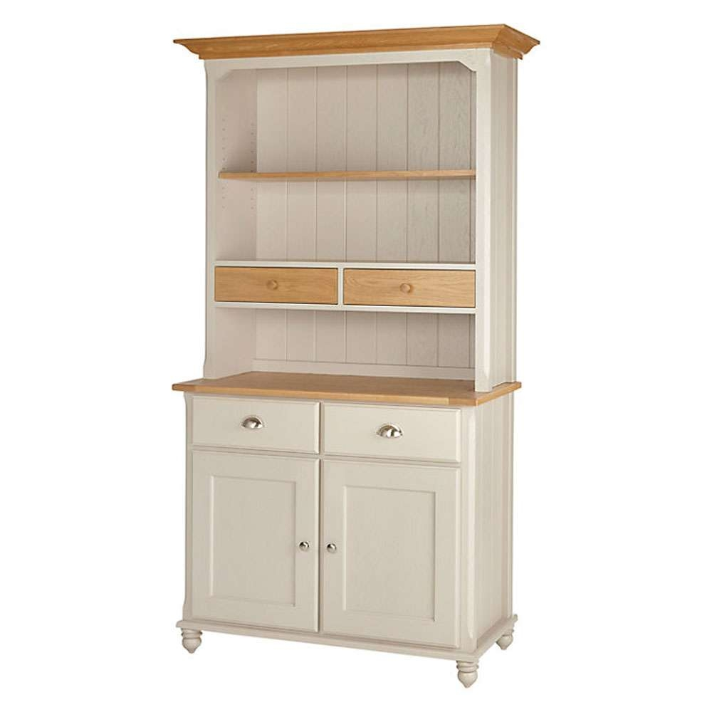 Best Kitchen Dressers For Displaying And Storing Your Tableware With Regard To Slim Kitchen Sideboards (View 1 of 20)