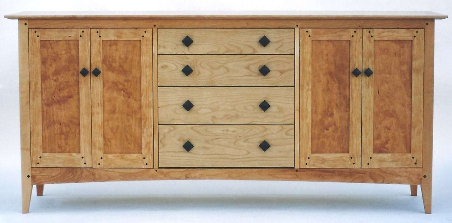Best Of Vermont Studio Furniture Intended For Mission Style Sideboards (View 13 of 20)