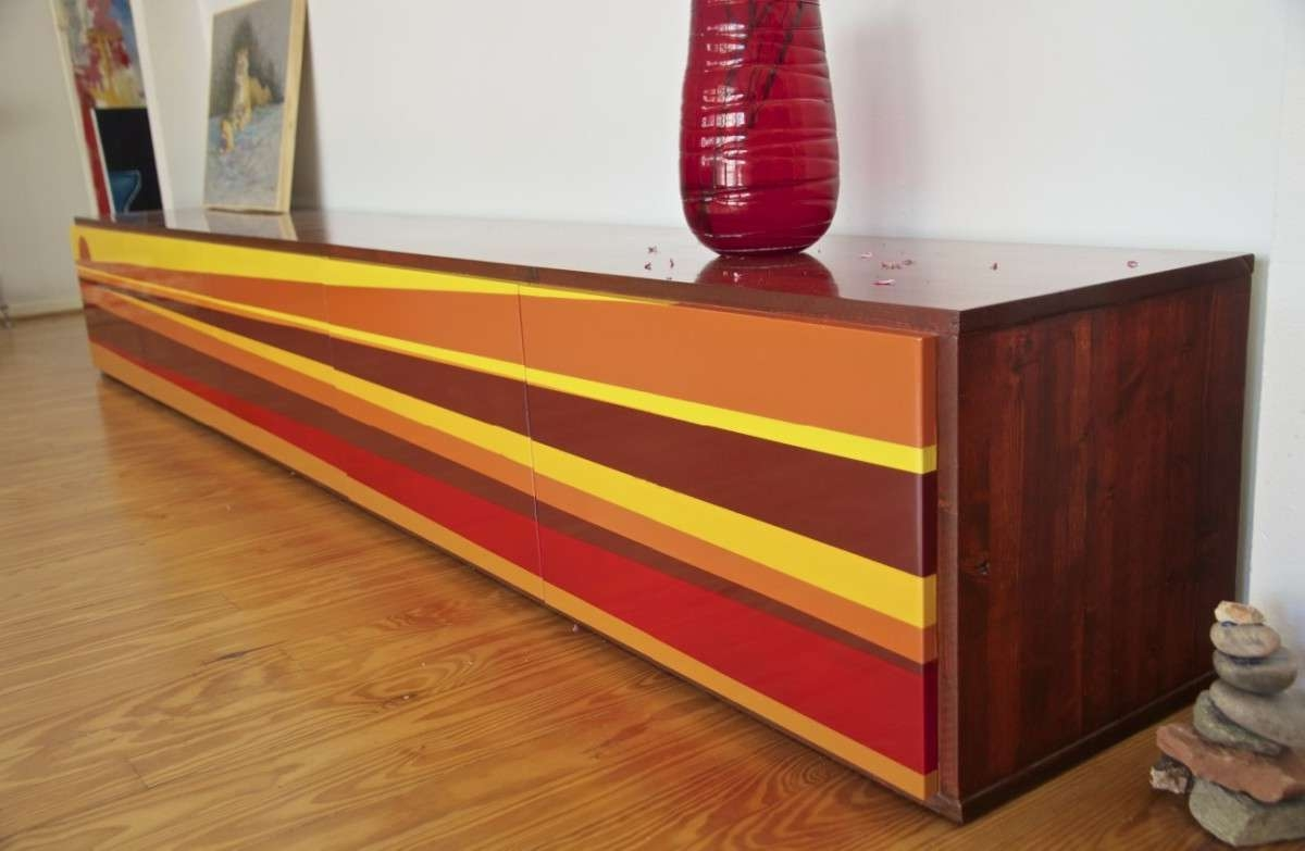 Besta Based Credenza – Ikea Hackers For Ikea Sideboards (View 1 of 20)