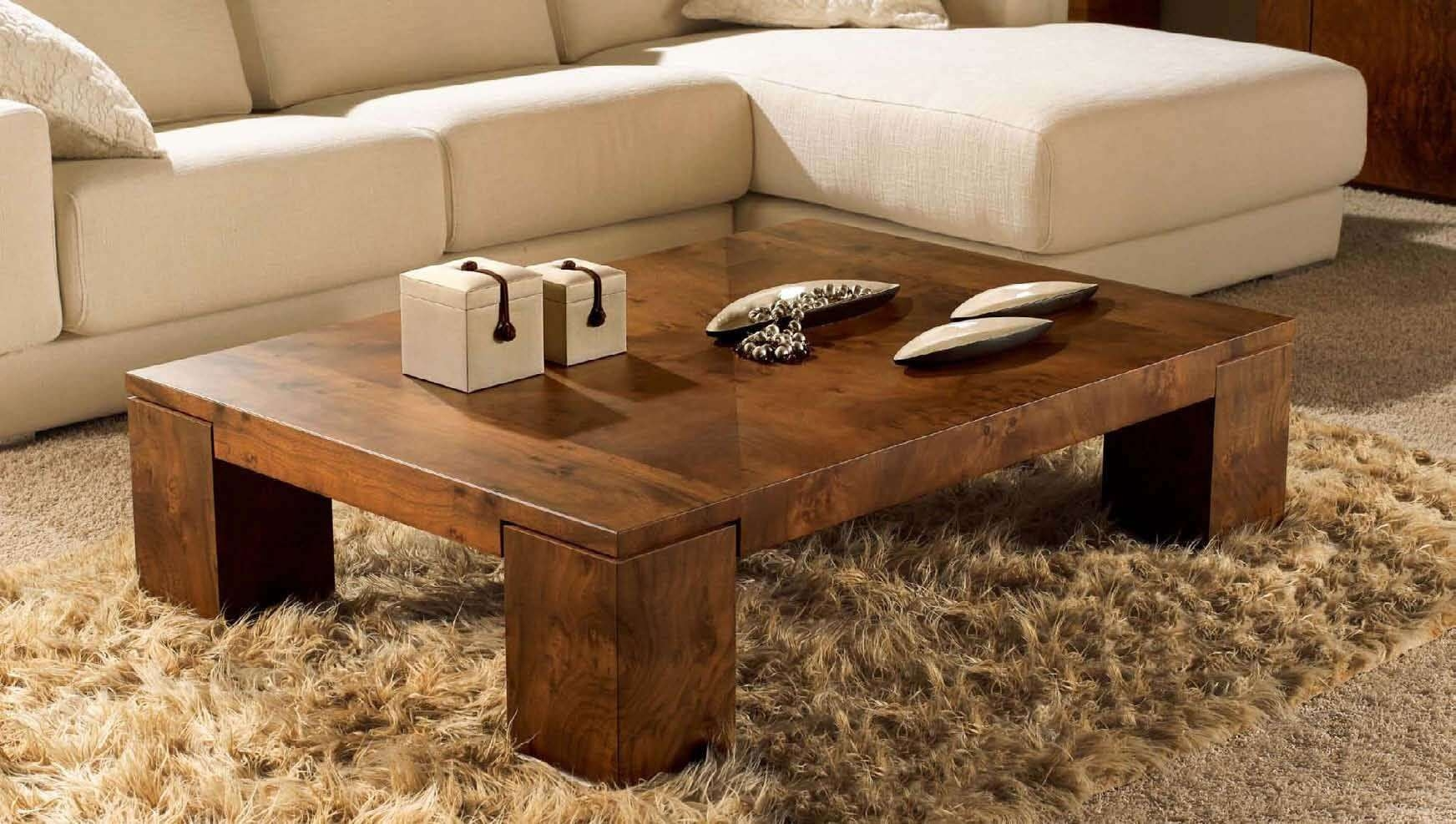 Big Floor Flower Vase Idea Big Vase Decor Set Coffee Tables For Within Most Current Big Square Coffee Tables (View 2 of 20)