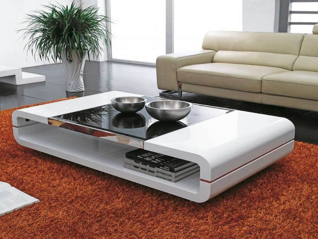 Black Glass Coffee Table Inspirational Design Modern High Gloss For Newest Black Glass Coffee Tables (View 16 of 20)