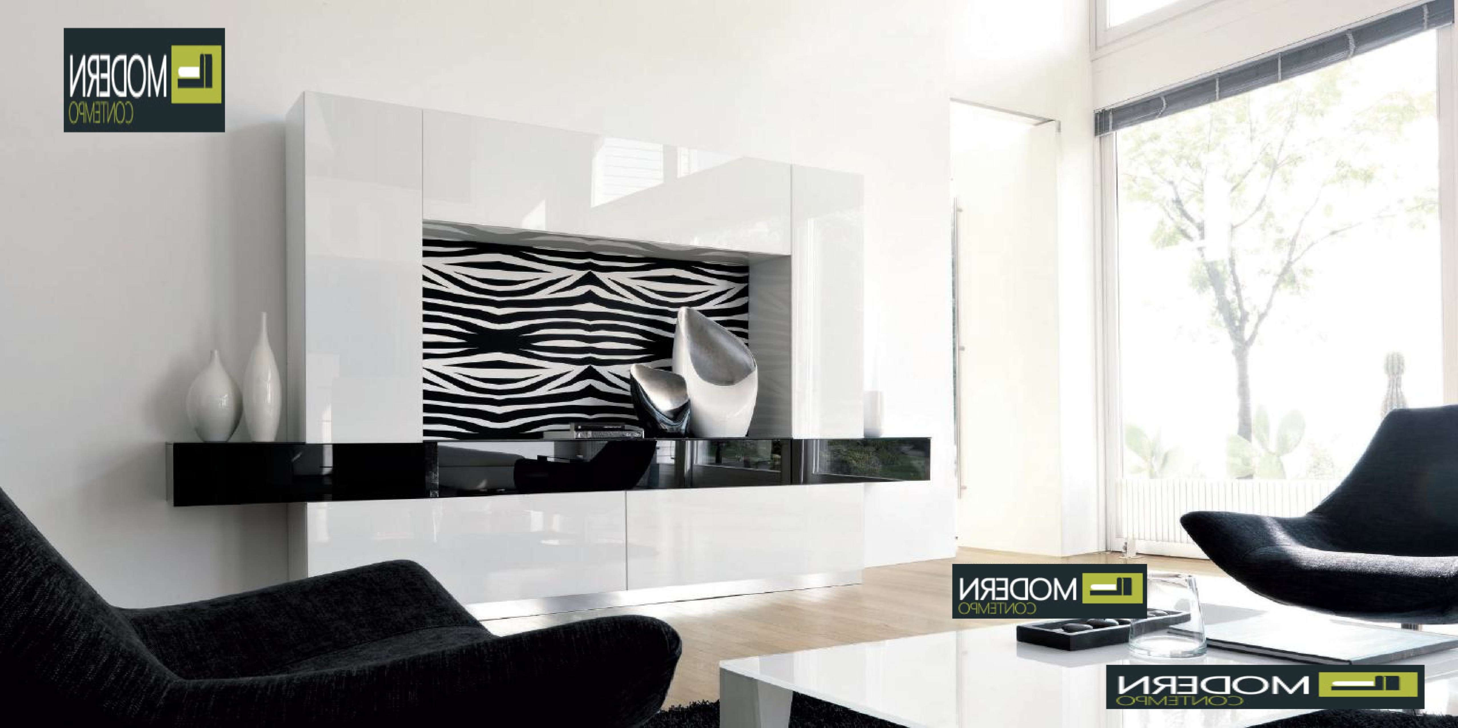 Blog Exclusive And Modern Wall Unit Design Ideas Tv Units ~ Idolza For Modern Design Tv Cabinets (View 18 of 20)
