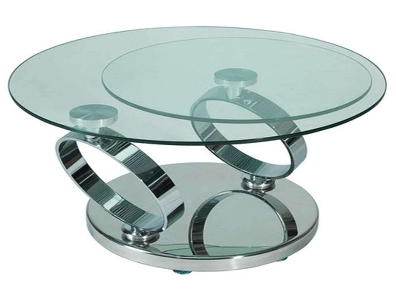 Blsolarct With Regard To Trendy Round Swivel Coffee Tables (View 2 of 20)