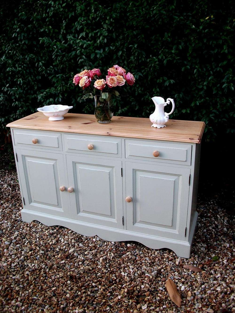 Blues And Hues – Bespoke Furniture Painting Surrey Intended For Shabby Chic Sideboards (View 3 of 20)