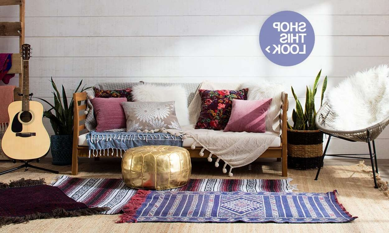 Boho Chic Furniture & Decor Ideas You'll Love – Overstock Intended For Popular Boho Coffee Tables (View 16 of 20)
