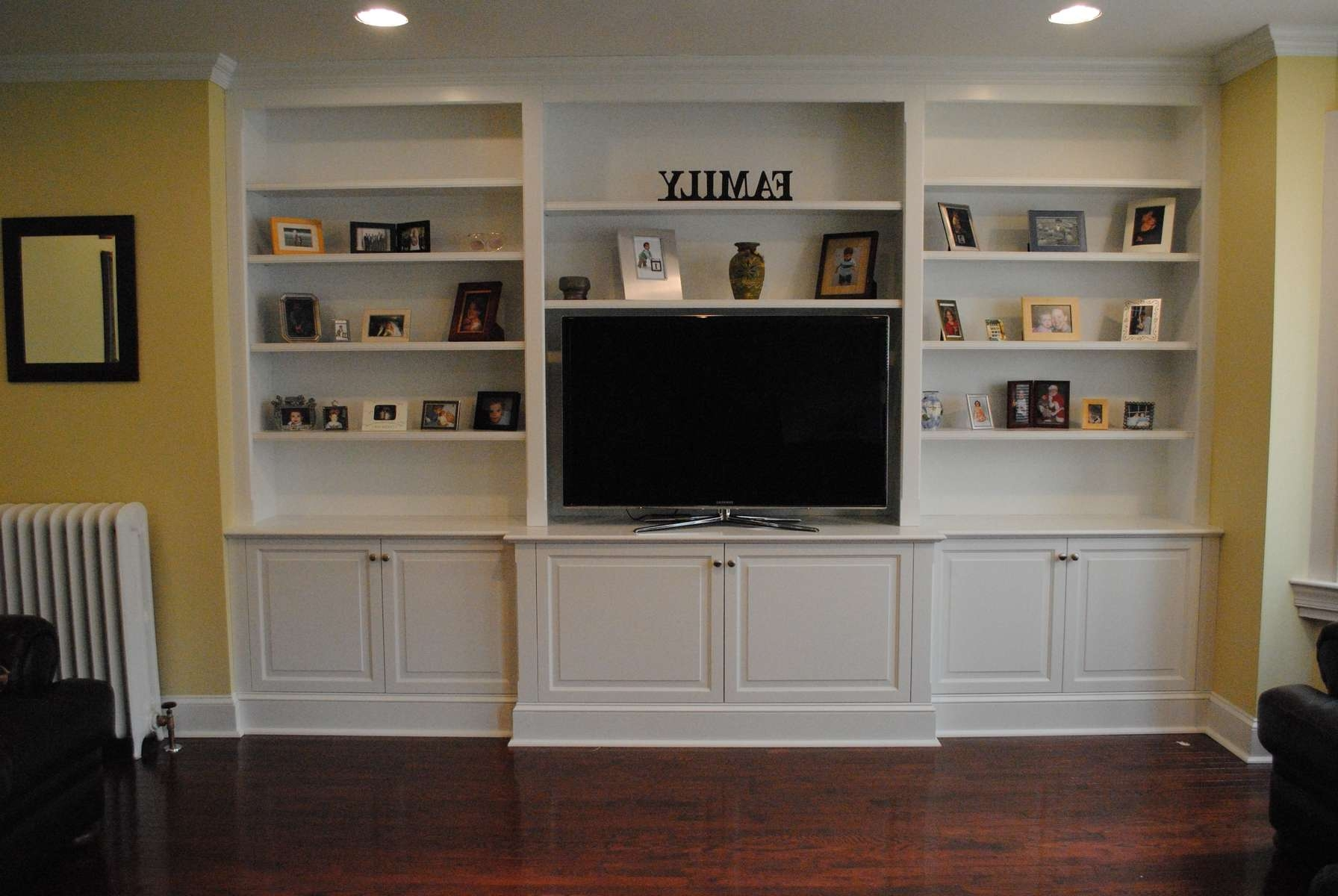 Bookcase Sliding Tv Free Standing Wall Unit Ikea Within And Units With Ikea Built In Tv Cabinets (View 12 of 20)