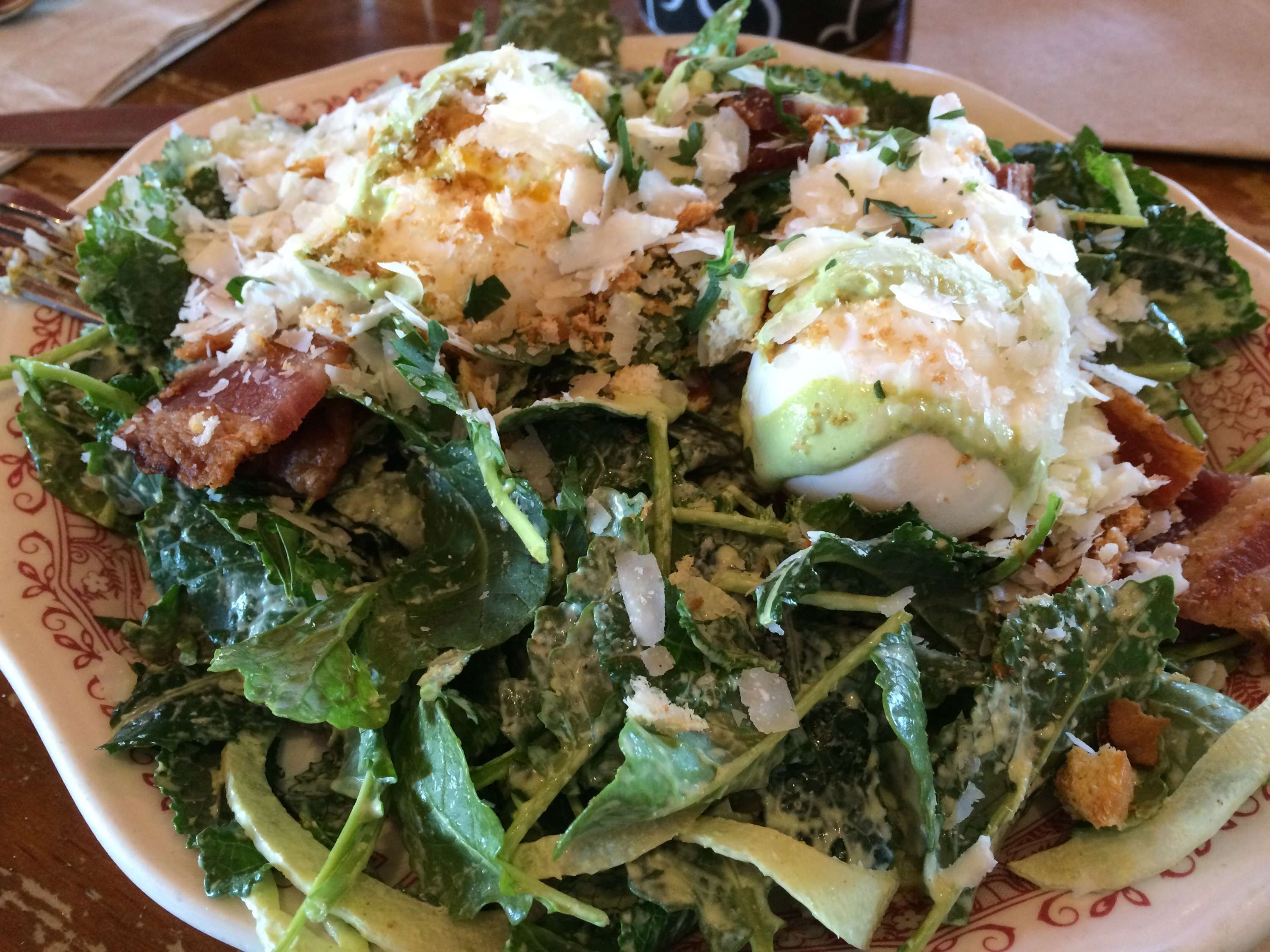 Breakfast Salad (Sideboard  Danville, Ca) « Amelia Andaleon's Blog Regarding Danville Sideboards (View 1 of 20)