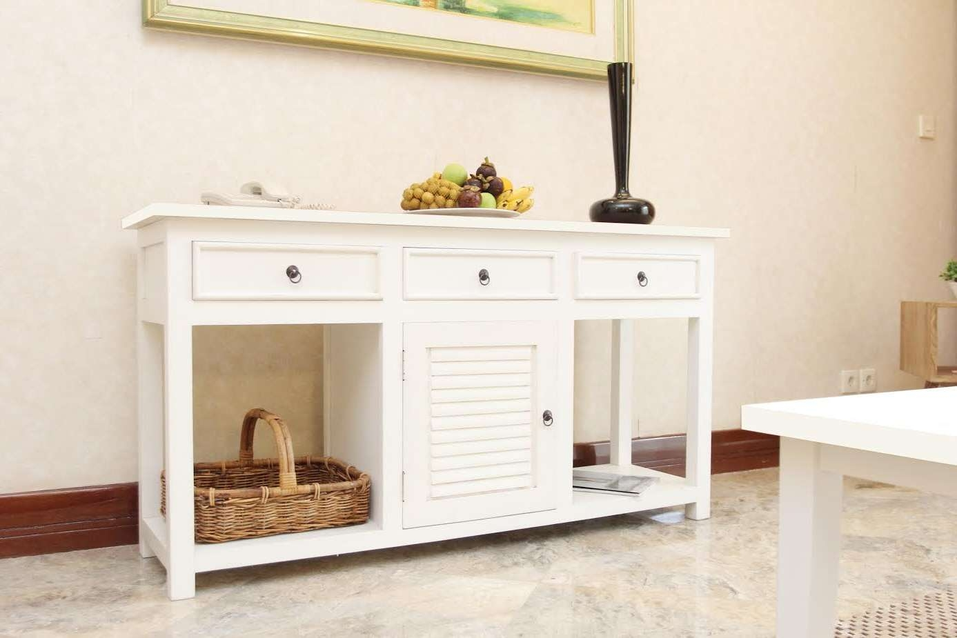 Buffets, Hutches, Sideboards Pertaining To Whitewash Buffets Sideboards (View 4 of 20)