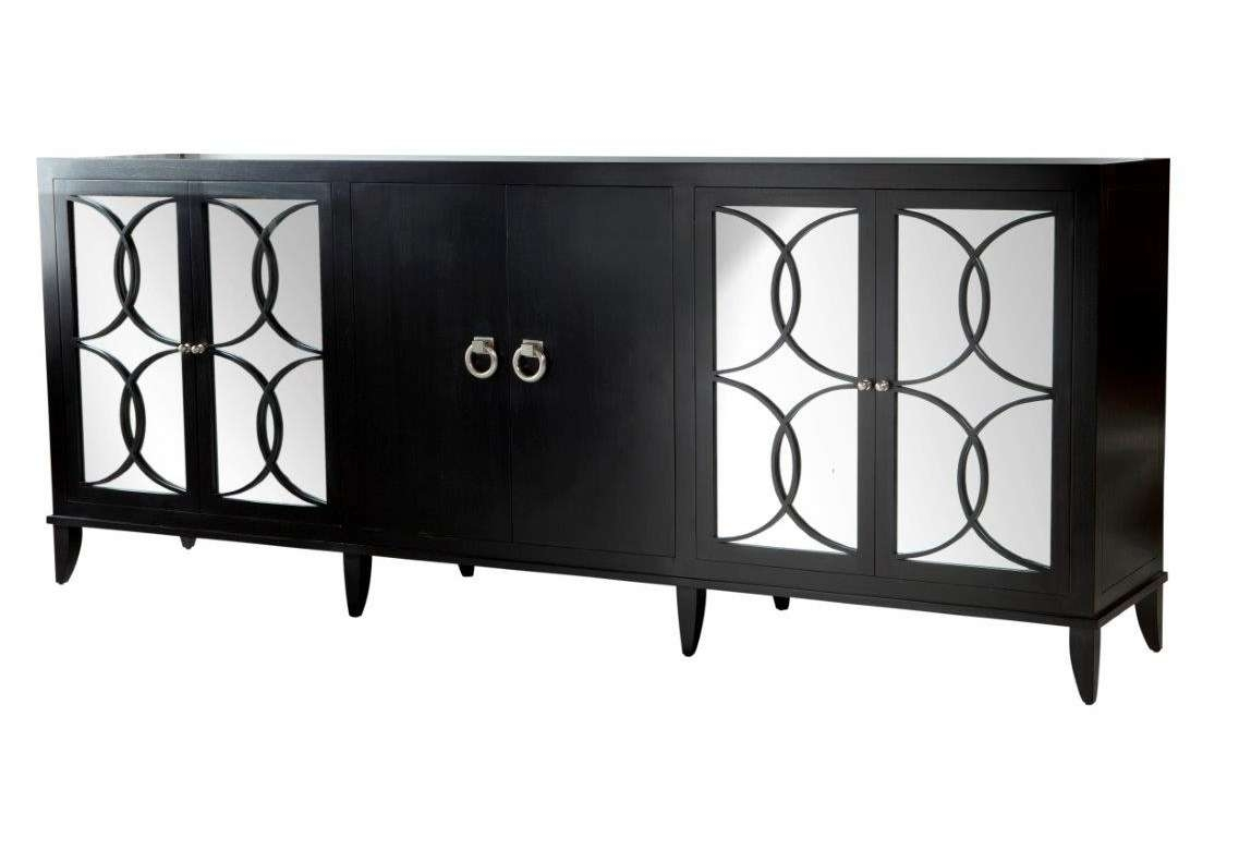Buffets Xavier Furniture – Hamptons Style, Modern Elegance In Black Buffet Sideboards (View 4 of 20)