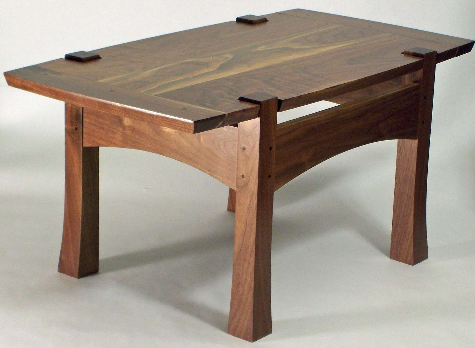 Buy A Custom Made Asian Inspired Side Table, Made To Order From Regarding Well Known Asian Coffee Tables (View 13 of 20)