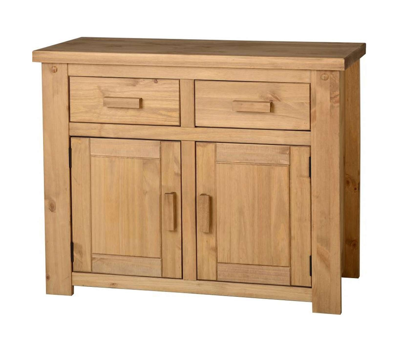 Buy Dark Wood Sideboards From Furniture Direct Uk In Small Dark Wood Sideboards (View 1 of 20)
