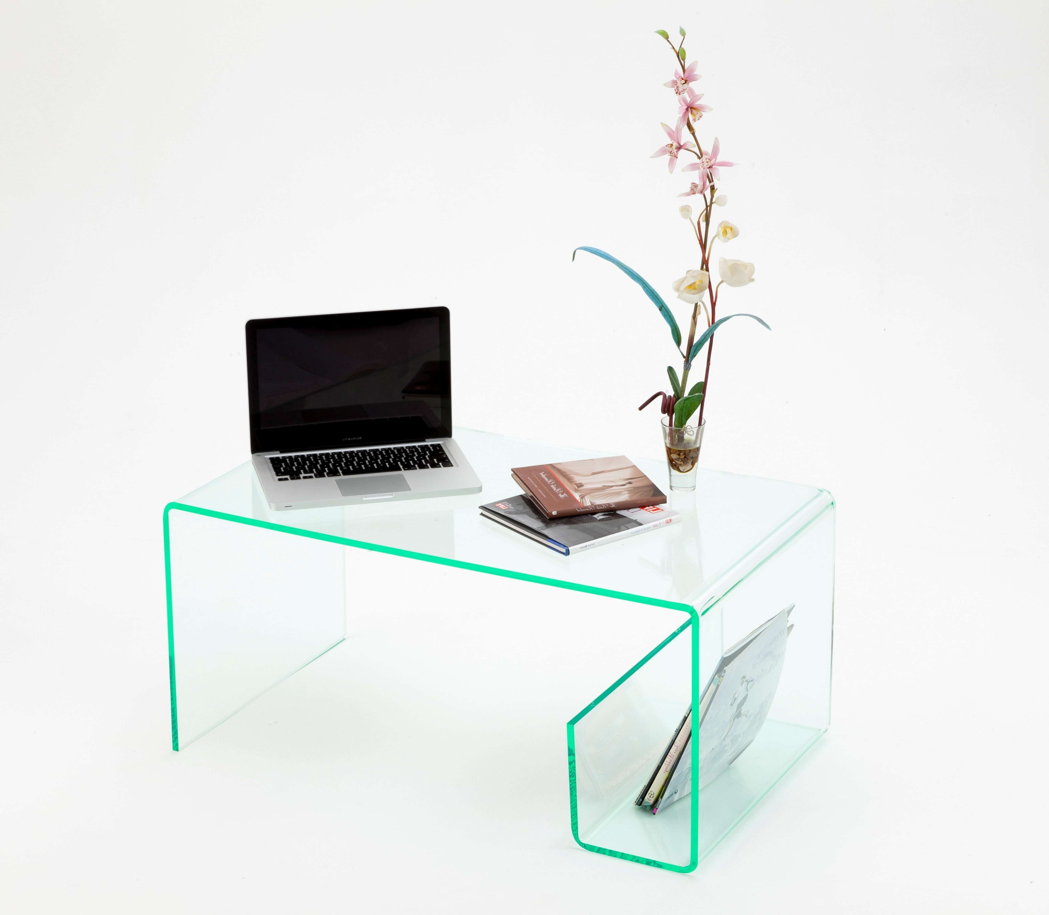 Featured Photo of Acrylic Coffee Tables With Magazine Rack