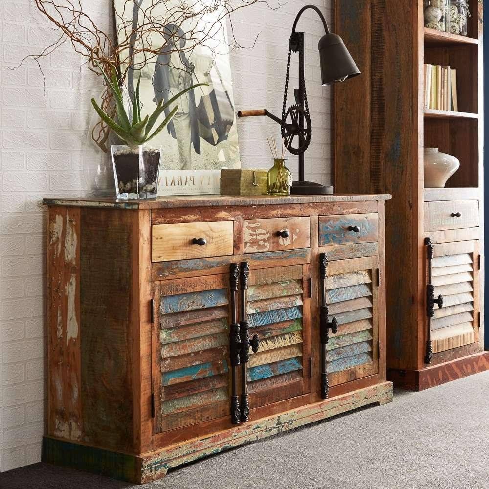 Featured Photo of Reclaimed Wood Sideboards