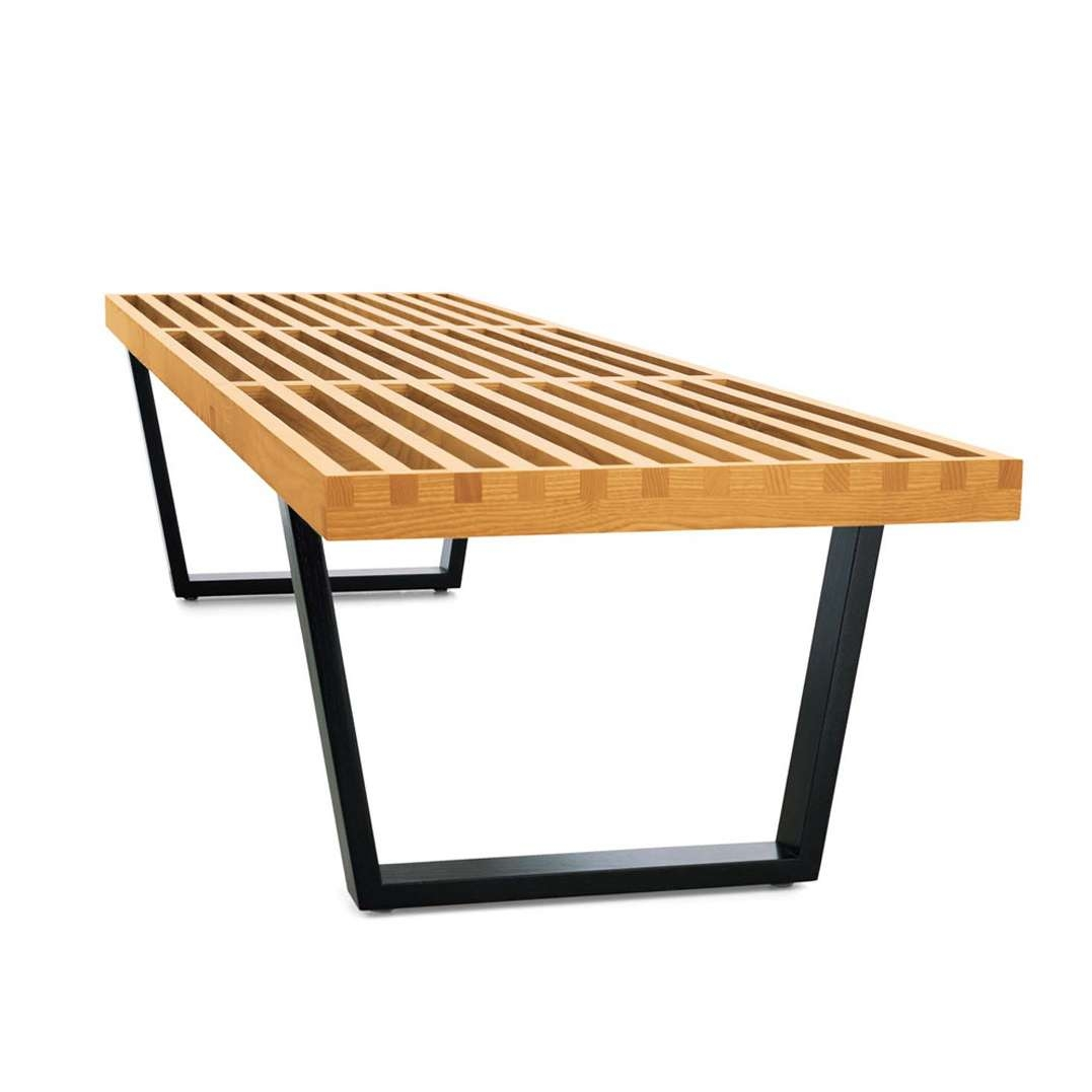 Buy The Vitra Nelson Table Bench (View 4 of 20)