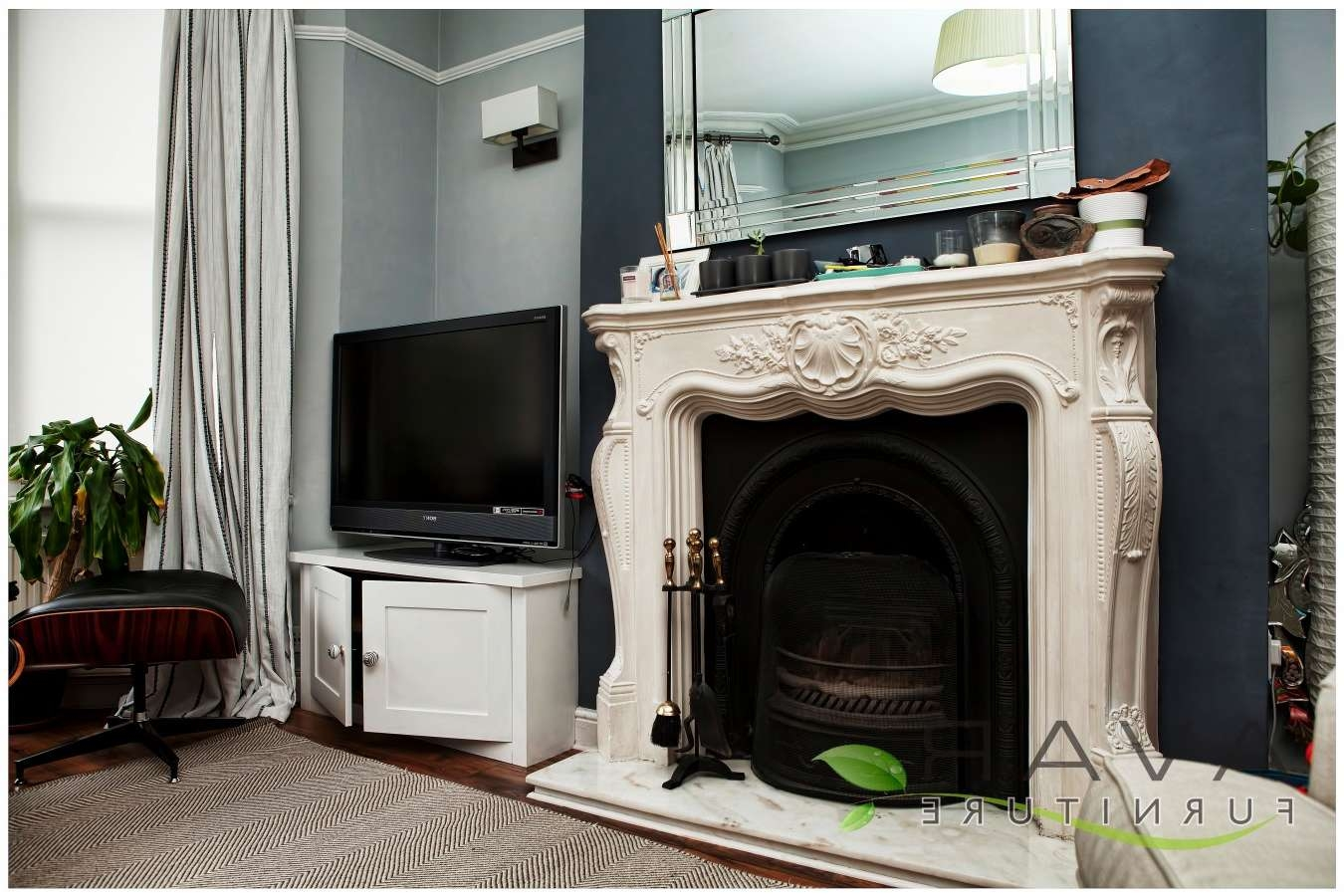 Ƹӝʒ Alcove Units Ideas / Gallery 7 | North London, Uk | Avar Furniture Within Bespoke Tv Cabinets (View 10 of 20)